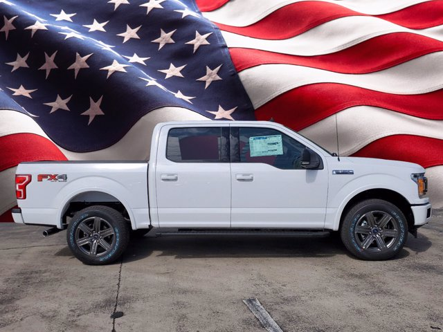 2020 Ford F-150 SuperCrew Cab 4x4, Pickup #L5579 - photo 1