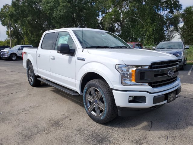 2020 Ford F-150 SuperCrew Cab 4x4, Pickup #L5579 - photo 2