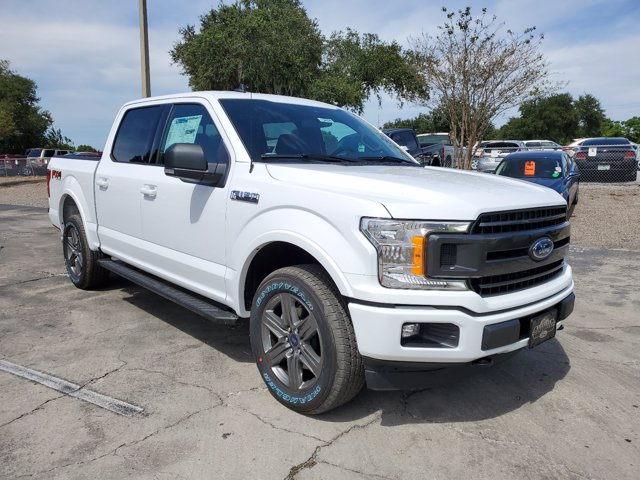 2020 Ford F-150 SuperCrew Cab 4x4, Pickup #L5634 - photo 2