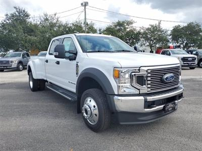 2020 Ford F-450 Crew Cab DRW 4x4, Pickup #L5648 - photo 2
