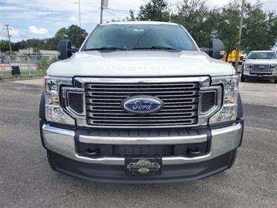 2020 Ford F-450 Crew Cab DRW 4x4, Pickup #L5648 - photo 4