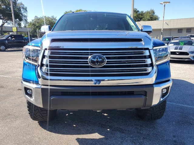 2018 Toyota Tundra Crew Cab 4x4, Pickup #L5649B - photo 5