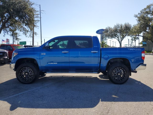 2018 Toyota Tundra Crew Cab 4x4, Pickup #L5649B - photo 7