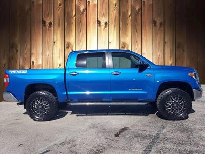 2018 Toyota Tundra Crew Cab 4x4, Pickup #L5649B - photo 1