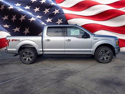 2020 Ford F-150 SuperCrew Cab 4x4, Pickup #L5693 - photo 1