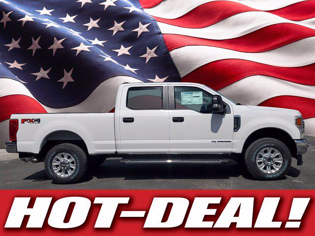 2020 Ford F-250 Crew Cab 4x4, Pickup #L5708 - photo 1