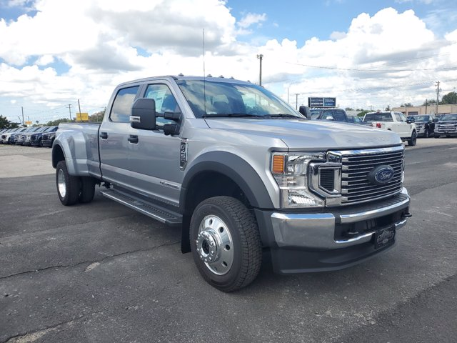 2020 Ford F-450 Crew Cab DRW 4x4, Pickup #L5712 - photo 2