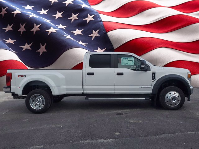 2020 Ford F-450 Crew Cab DRW 4x4, Pickup #L5766 - photo 1