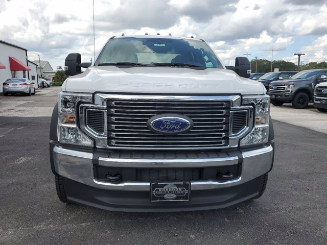2020 Ford F-450 Crew Cab DRW 4x4, Pickup #L5766 - photo 5