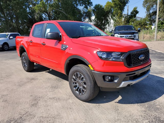 2020 Ford Ranger SuperCrew Cab RWD, Pickup #L5882 - photo 2