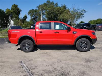 2020 Ford Ranger SuperCrew Cab RWD, Pickup #L5882 - photo 6
