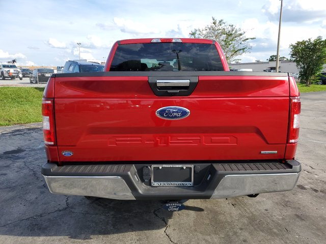 2020 Ford F-150 SuperCrew Cab RWD, Pickup #L5890 - photo 10