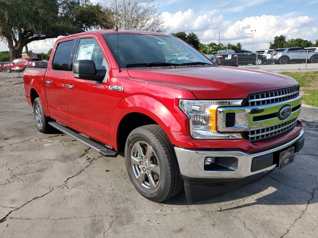 2020 Ford F-150 SuperCrew Cab RWD, Pickup #L5890 - photo 2