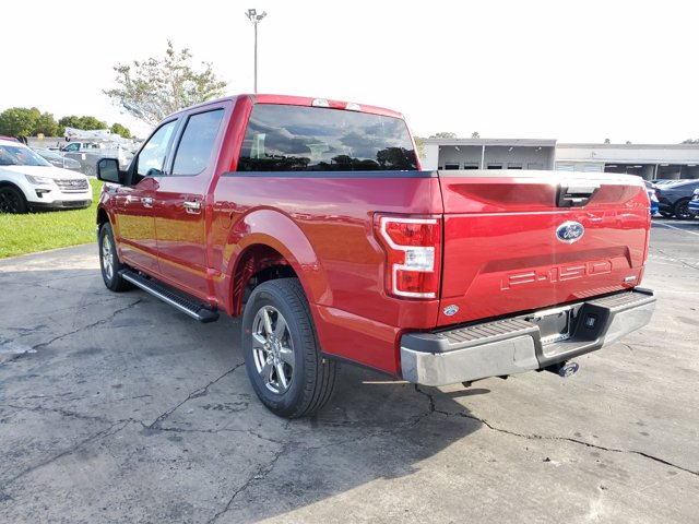 2020 Ford F-150 SuperCrew Cab RWD, Pickup #L5890 - photo 9