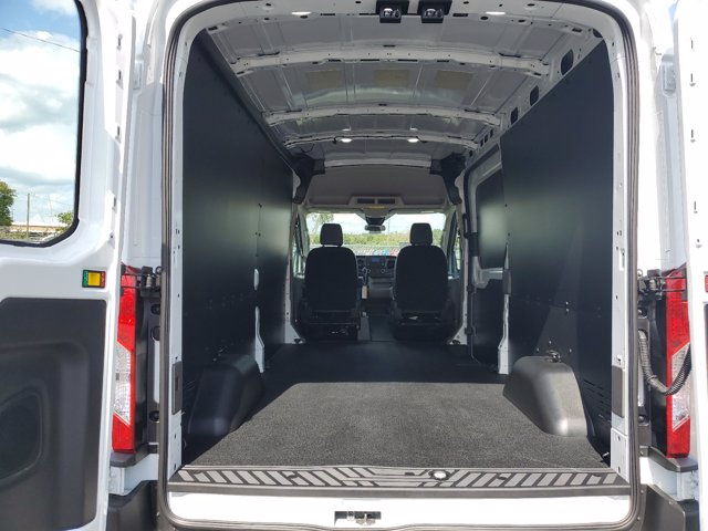 2020 Ford Transit 250 Med Roof 4x2, Empty Cargo Van #L6001 - photo 1