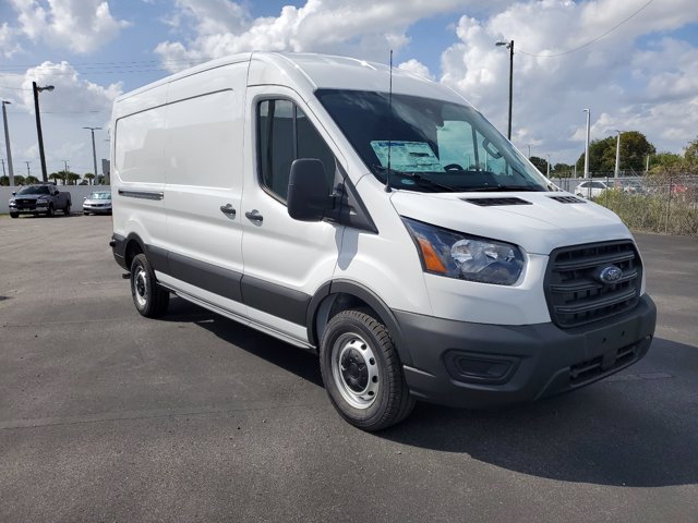 2020 Ford Transit 250 Med Roof 4x2, Empty Cargo Van #L6001 - photo 4