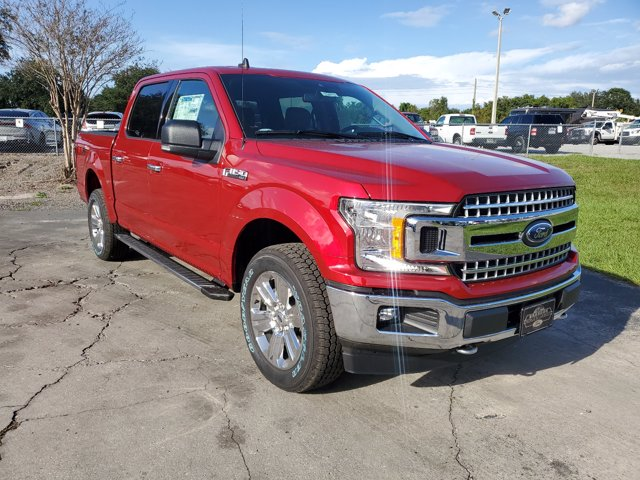 2020 Ford F-150 SuperCrew Cab 4x4, Pickup #L6019 - photo 2