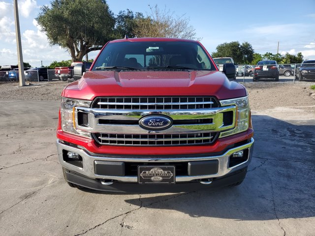 2020 Ford F-150 SuperCrew Cab 4x4, Pickup #L6019 - photo 5