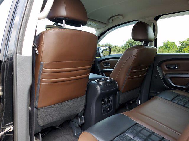 2017 Nissan Titan Crew Cab 4x4, Pickup #L6037A - photo 14