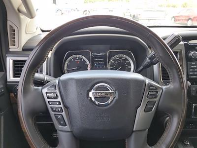 2017 Nissan Titan Crew Cab 4x4, Pickup #L6037A - photo 22