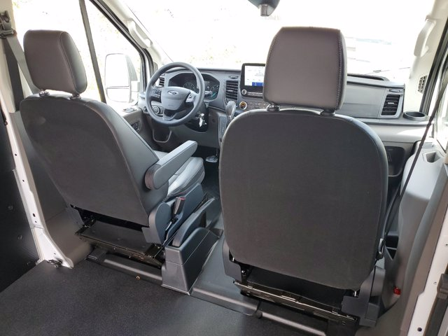 2020 Ford Transit 250 Med Roof 4x2, Empty Cargo Van #L6051 - photo 12