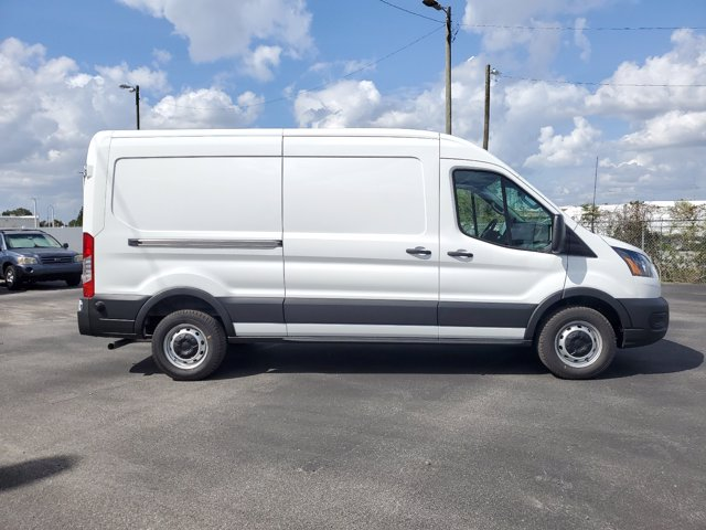 2020 Ford Transit 250 Med Roof 4x2, Empty Cargo Van #L6051 - photo 4