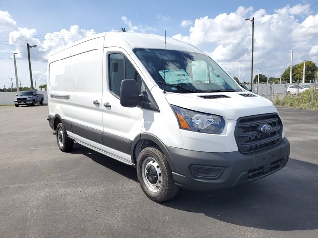 2020 Ford Transit 250 Med Roof 4x2, Empty Cargo Van #L6051 - photo 3