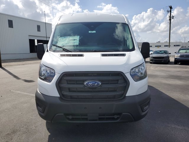 2020 Ford Transit 250 Med Roof 4x2, Empty Cargo Van #L6051 - photo 6