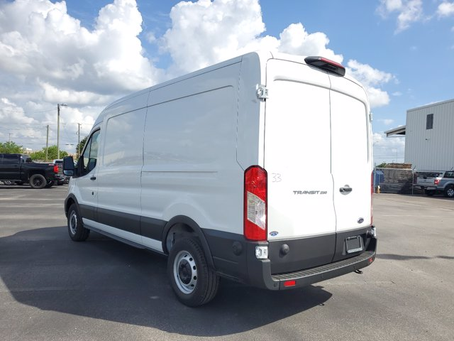 2020 Ford Transit 250 Med Roof 4x2, Empty Cargo Van #L6051 - photo 10