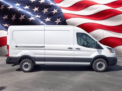 2020 Ford Transit 250 Med Roof 4x2, Empty Cargo Van #L6051 - photo 1