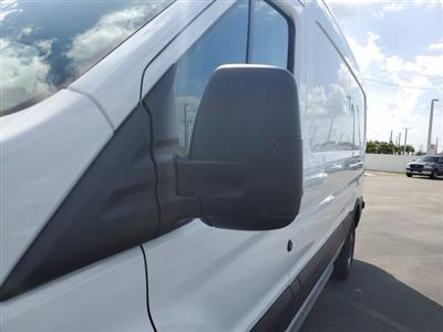 2020 Ford Transit 250 Med Roof 4x2, Empty Cargo Van #L6051 - photo 7