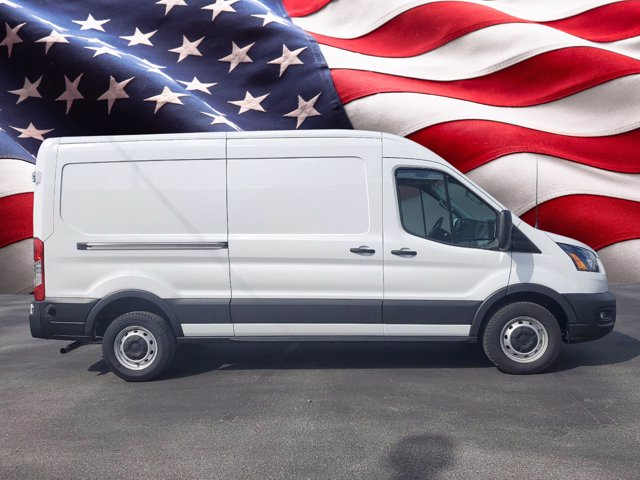 2020 Ford Transit 250 Med Roof 4x2, Empty Cargo Van #L6052 - photo 1