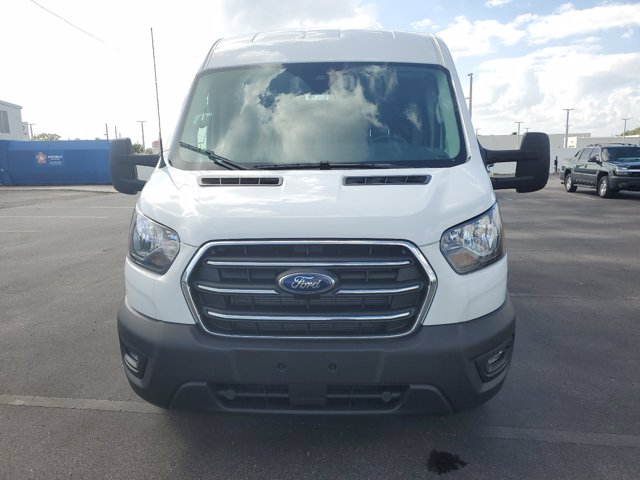 2020 Ford Transit 250 Med Roof 4x2, Empty Cargo Van #L6052 - photo 6
