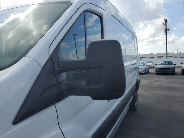 2020 Ford Transit 250 Med Roof 4x2, Empty Cargo Van #L6052 - photo 7