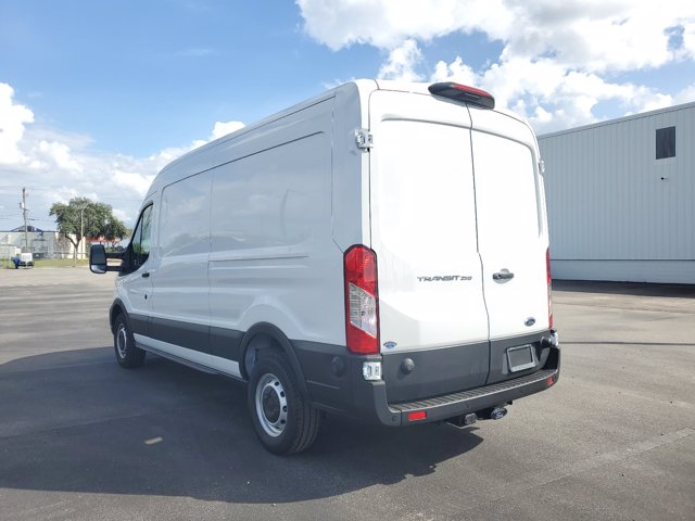 2020 Ford Transit 250 Med Roof 4x2, Empty Cargo Van #L6052 - photo 10