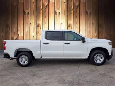 2020 Chevrolet Silverado 1500 Crew Cab 4x2, Pickup #L6152A - photo 1