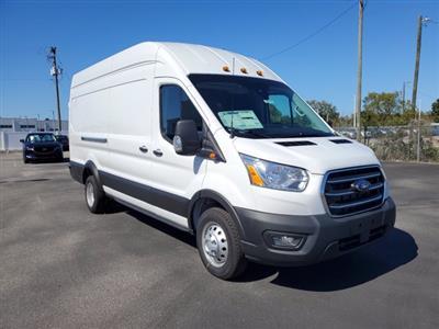 2020 Ford Transit 350 HD High Roof DRW 4x2, Empty Cargo Van #L6214 - photo 3