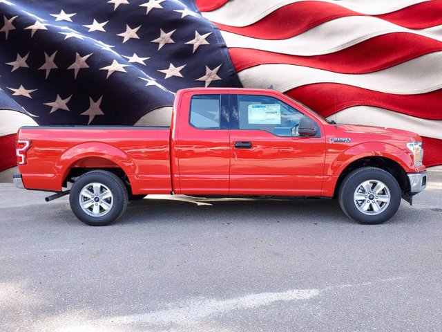 2020 Ford F-150 Super Cab 4x2, Pickup #L6217 - photo 1