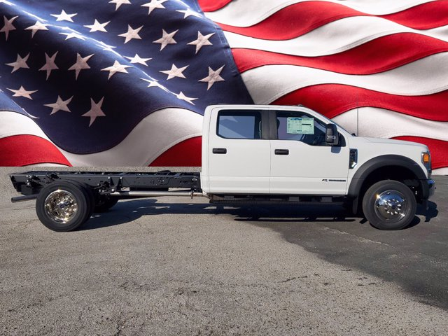 2020 Ford F-550 Crew Cab DRW 4x4, Cab Chassis #L6258 - photo 1