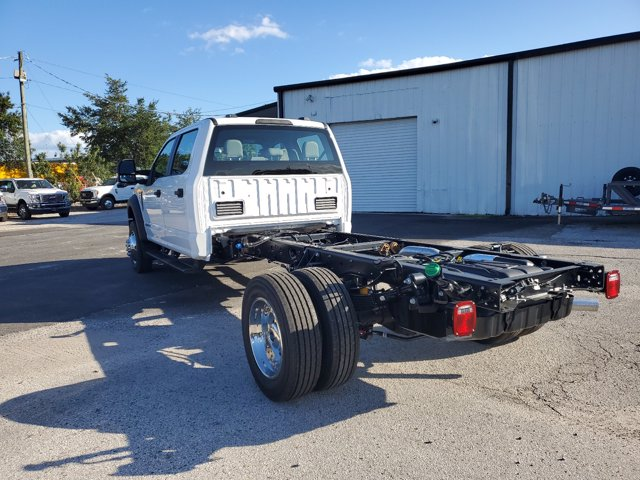 2020 Ford F-550 Crew Cab DRW 4x4, Cab Chassis #L6258 - photo 10