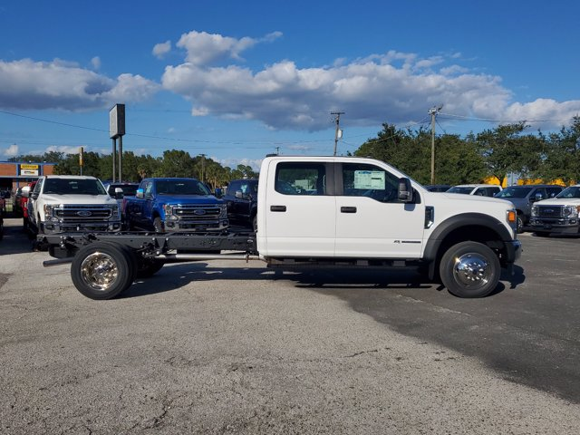 2020 Ford F-550 Crew Cab DRW 4x4, Cab Chassis #L6258 - photo 3