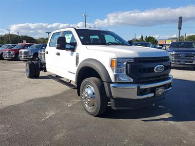 2020 Ford F-550 Crew Cab DRW 4x4, Cab Chassis #L6258 - photo 2