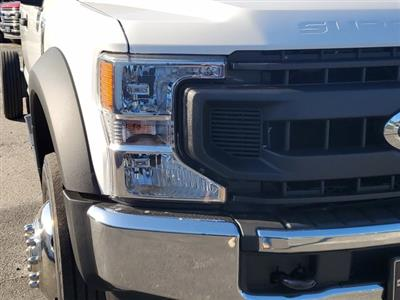 2020 Ford F-550 Crew Cab DRW 4x4, Cab Chassis #L6258 - photo 4