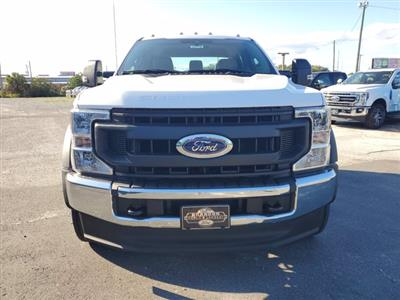 2020 Ford F-550 Crew Cab DRW 4x4, Cab Chassis #L6258 - photo 5