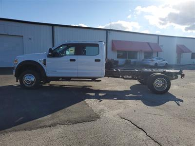 2020 Ford F-550 Crew Cab DRW 4x4, Cab Chassis #L6258 - photo 7