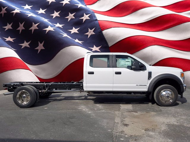 2020 Ford F-550 Crew Cab DRW 4x4, Cab Chassis #L6297 - photo 1