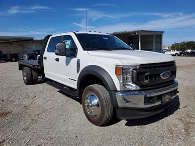 2020 Ford F-450 Crew Cab DRW 4x4, Cab Chassis #L6303 - photo 2