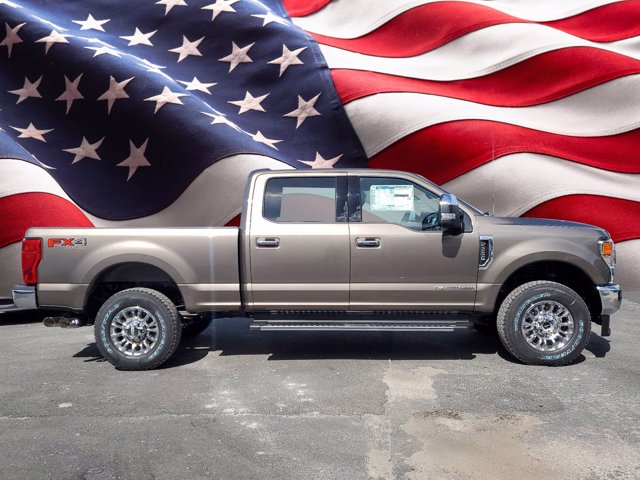2020 Ford F-250 Crew Cab 4x4, Pickup #L6304 - photo 1