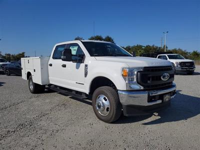 2020 Ford F-350 Crew Cab DRW 4x4, Cab Chassis #L6335 - photo 2
