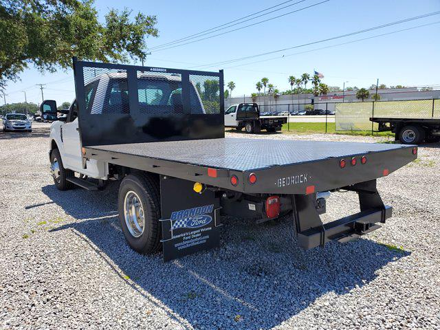 2020 Ford F-350 Regular Cab DRW 4x2, Flatbed Body #L6337 - photo 9